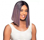 Foxy Lady Synthetic Lace Front Wig - POLA