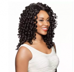 Foxy Lady Synthetic  Lace Front Wig - ROZETTA
