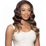Foxy Lady Synthetic Half Wig - ZELLA