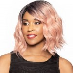 Foxy Lady Synthetic Full Wig - KENAI