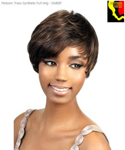 Motown Tress SWEEP - Motown Full Wig