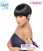 Outre Full Wig - HT-ACACIA QUICK WEAVE COMPLETE CAP Futura Synthetic Full Wig