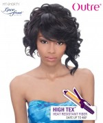 Outre Lace Front Wig - HT-SHORTY  Futura Synthetic Lace Front Wig