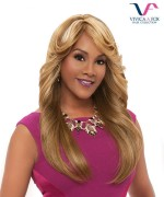 Vivica Fox Full Wig TRISHA - Synthtic PURE STRETCH CAP Full Wig