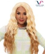 Vivica Fox Lace Front Wig YUCERA - Synthtic NATURAL BABY HAIR Lace Front Wig