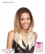 It's a wig Synthetic Lace Front - REMI TOUCH LACE RT 11