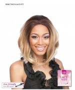 It's a wig Synthetic Lace Front - REMI TOUCH LACE RT7