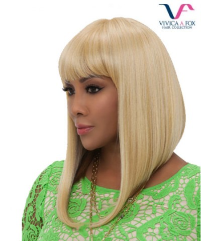 Vivica Fox Full Wig YEVA - Synthtic PURE STRETCH CAP Full Wig
