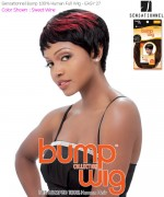 Sensationnel Bump Wig EASY 27 - Human Hair Full Wig
