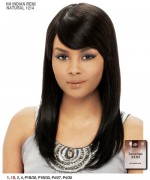 It's a wig Remi Human Full Wig - INDIAN 1214