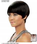 It's a wig Remi Human Full Wig - INDIAN REMI TARA