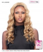 It's a wig Futura Synthetic Half Wig - JASMINE