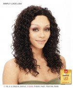 It's a wig Synthetic Simply Lace Front Wig - SIMPLY LACE LISA