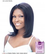 It's a wig 100% Human Lace Front Wig - LACE HH PEARL