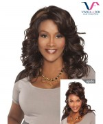 Vivica Fox Lace Wig GOLDIE - Futura Synthetic DeeeP Lace Front Wig