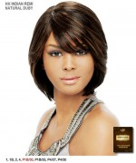 It's a wig Remi Human Full Wig - INDIAN DUBY