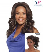 Vivica Fox Lace Wig BRITNEY - Futura Synthetic DeeeP Lace Front Wig