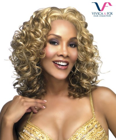 Vivica Fox Lace Wig CANDI - Futura Synthetic DeeeP Lace Front Wig