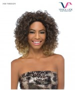 Vivica Fox Half Wig HW-TWEEDY - Synthetic Express Half Wig