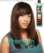 Sensationnel Premium Too YAKI PRO 14 - Human Blend Weave