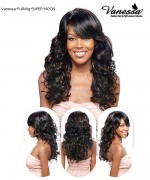 Vanessa Fifth Avenue Collection Futura Synthetic Full Wig - SUPER MOON