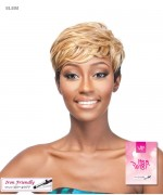 It's a wig Synthetic  Full Wig - ELEM