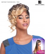 Sensationnel  Synthetic Full Wig - INSTANT FASHION WIG-TIKA