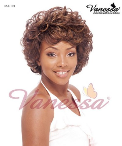 Vanessa Full Wig MALIN - Synthetic FASHION Full Wig