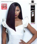 Sensationnel 100% HUMAN HAIR PREMIUM NEXT YAKI 16 - Human Hair Weave