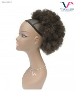 Vivica Fox Ponytail PB-PUFFY - Synthetic AFRO CURL SRAW STRING Ponytail