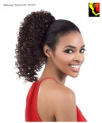 Motown Tress Hair Piece PD-121HT - Synthetic PONYDO DRAWSTRING Hair Piece