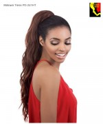 Motown Tress Hair Piece PD-241HT - Synthetic PONYDO DRAWSTRING Hair Piece