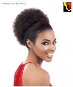 Motown Tress Hair Piece PD-AFRO5 - Synthetic PONYDO DRAWSTRING Hair Piece