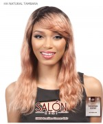 It's a wig Remi Human 100% Brazilian Full Wig - HH NATURAL TAMBARA
