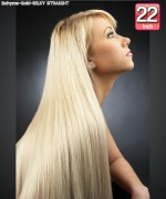 Bohyme Gold  SILKY STRAIGHT 22 - Remi Human Hair Weave