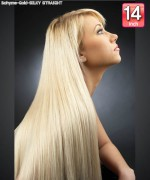 Bohyme Gold  SILKY STRAIGHT 14 - Remi Human Hair Weave