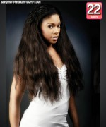 Bohyme Platinum  EGYPTIAN WAVE 22 - Remi Human Hair Weave