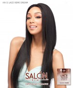 It's a wig Remi Human 100% Brazilian Lace Front - HH S LACE REMI DREAM