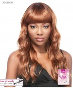 It's a wig Synthetic  Full Wig - ADDISON