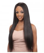 WannaBe 100% Indian Remy Human Hair Full Lace Wig - FH-AGASSI 25