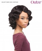 Outre Full Wig - VINTAGE VELVET REMI WIG Remi Human Hair Full Wig