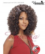 Vanessa Lace Front Wig TOPS C-SIDE DEKEE - Synthetic   Lace Front Wig