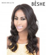 Beshe 100% BRAZILIANREMY UNPROCESSED Remi Human Hair  Lace Front Wig - HBR-LS.TIE