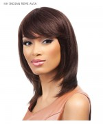 It's a wig Remi Human 100% Indian   Full Wig - HH INDIAN REMI AVIA