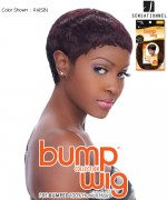 Sensationnel Bump Wig URBAN PIXIE - Human Hair Full Wig