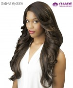 New Born Free Full Wig - SLW16 SLIM LINE LACE PART Synthetic Full Wig