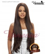 Vanessa Lace Front Wig TCHB ELGANY - Human Hair Blend  Lace Front Wig