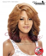 Vanessa Lace Front Wig TOPS C-SIDE NANDO   - Synthetic  Lace Front Wig