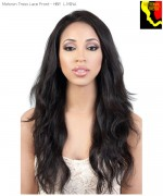 Motown Tress Lace Front Wig HBR-L.MINA - Remi Human Hair UNPROCESSED HAIR Lace Front Wig