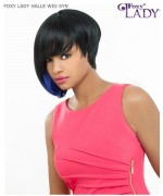 Foxy Lady Full Wig - HALLE  Synthetic Full Wig
